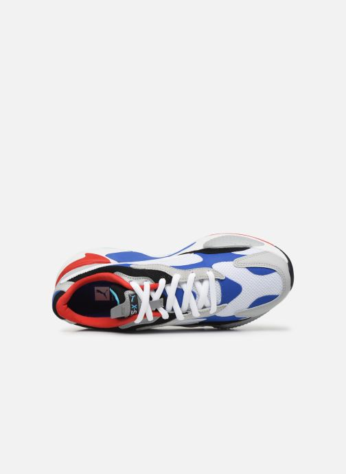 Trainers Puma RS-X3 CUBE H Multicolor view from the left