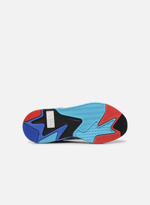 Baskets Puma RS-X3 CUBE H Multicolore vue haut