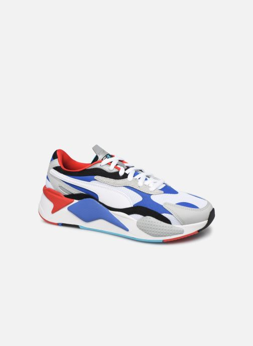 Trainers Puma RS-X3 CUBE H Multicolor detailed view/ Pair view