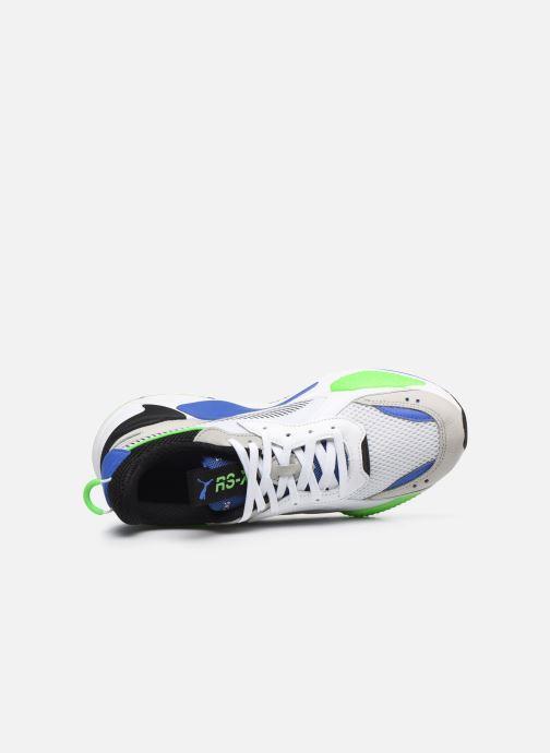 Baskets Puma RS-X TOYS H Blanc vue gauche
