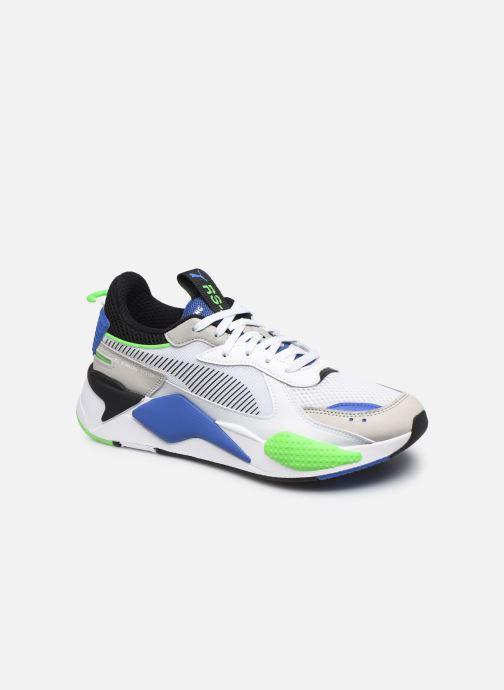 Baskets Puma RS-X TOYS H Blanc vue détail/paire