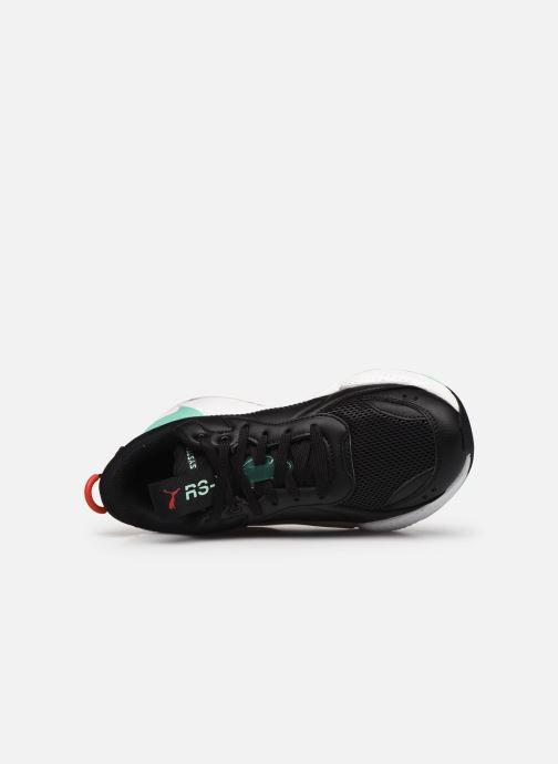 Sneaker Puma RS-X MASTER W schwarz ansicht von links