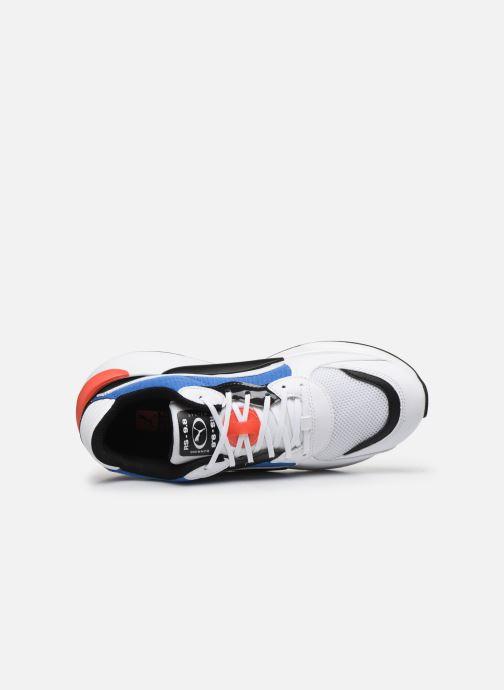 Baskets Puma RS 9.8 MERMAID Blanc vue gauche