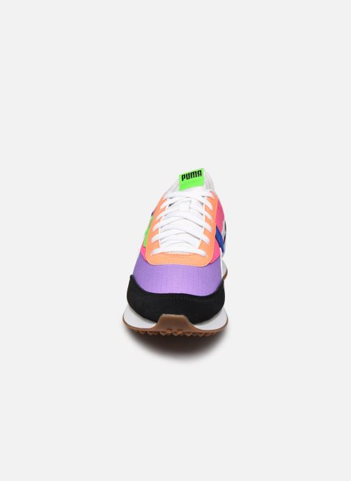 Baskets Puma RIDER GAME ON W Multicolore vue portées chaussures