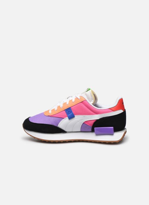 Baskets Puma RIDER GAME ON W Multicolore vue face