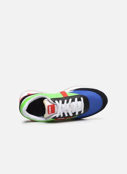 Puma RIDER GAME ON (Multicolore) Baskets chez Sarenza (427725)