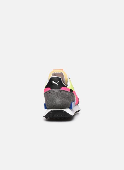Baskets Puma RIDER GAME ON Multicolore vue droite