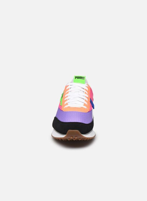 Baskets Puma RIDER GAME ON Multicolore vue portées chaussures