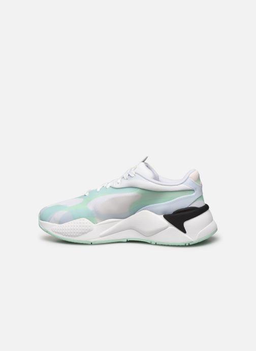 Sneakers Puma RS-X3 Plas_Tech Wn's Bianco immagine frontale