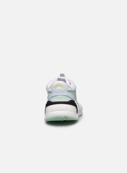 Sneakers Puma RS-X3 Plas_Tech Wn's Wit rechts
