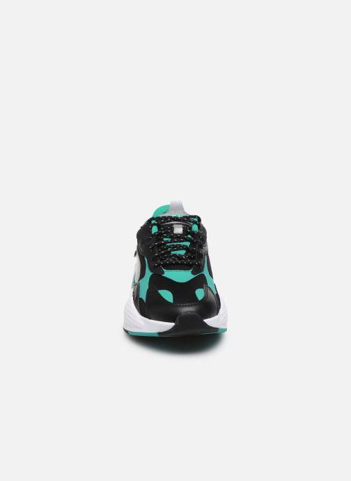 Baskets Puma MAPM RS CUBE Noir vue portées chaussures
