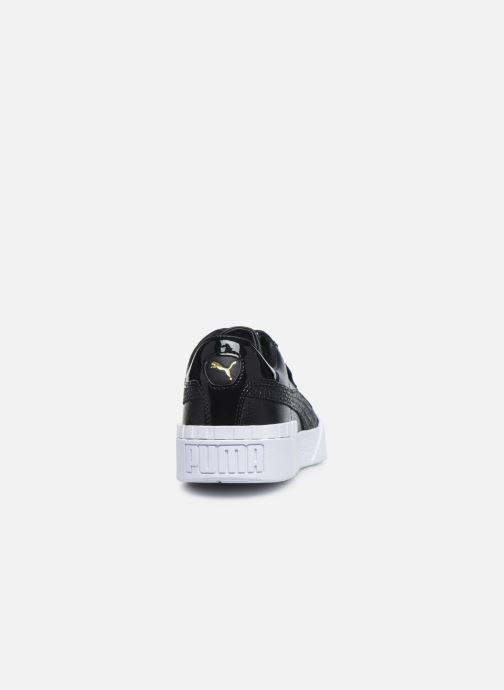 Sneakers Puma Cali Snake Wn's Nero immagine destra