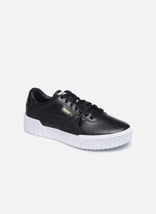 Sneaker Puma Cali Snake Wn's schwarz detaillierte ansicht/modell