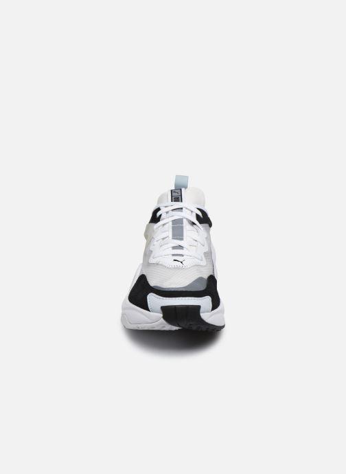 Baskets Puma Rise Wn's Blanc vue portées chaussures