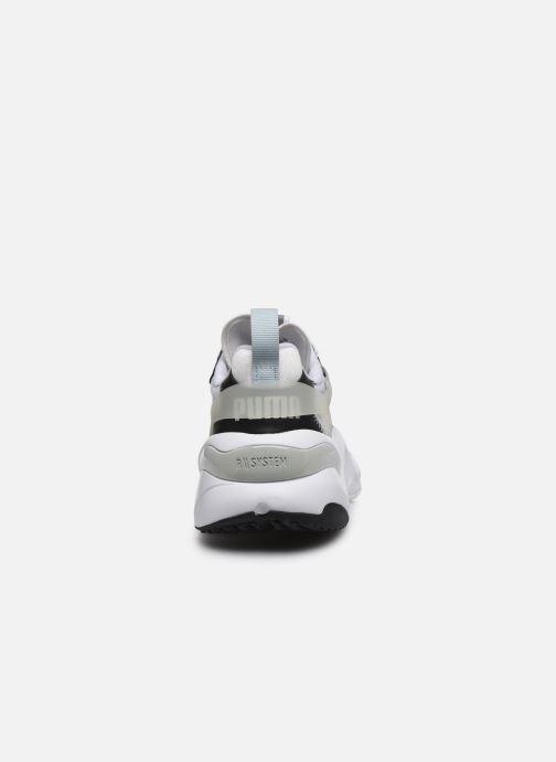 Baskets Puma Rise Wn's Blanc vue droite