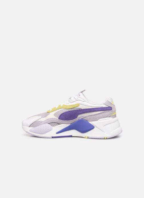 Sneaker Puma RS-X3 Mesh Pop Wn's mehrfarbig ansicht von vorne