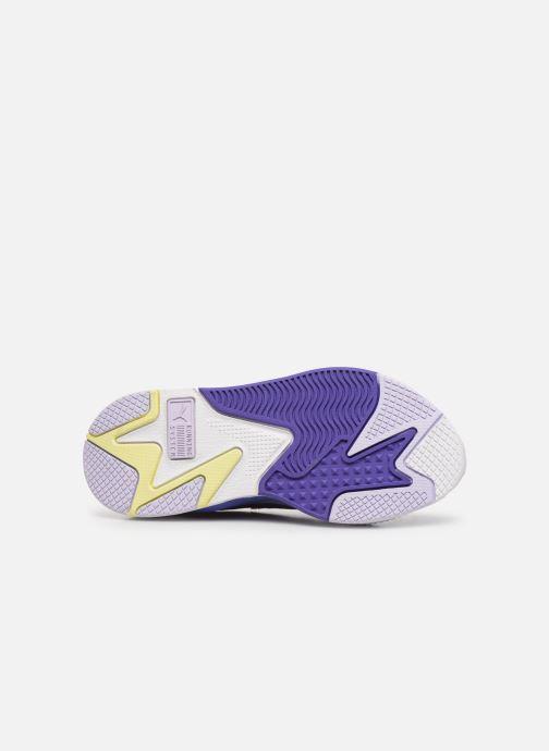 Sneaker Puma RS-X3 Mesh Pop Wn's mehrfarbig ansicht von oben