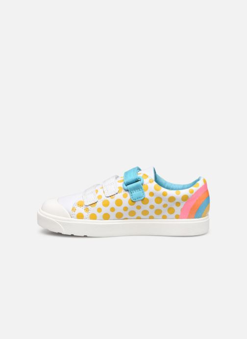 Baskets Clarks City Vibe K Multicolore vue face