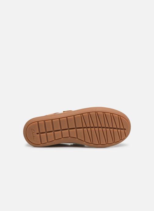 Sneakers Clarks Flash Step K Brun se foroven