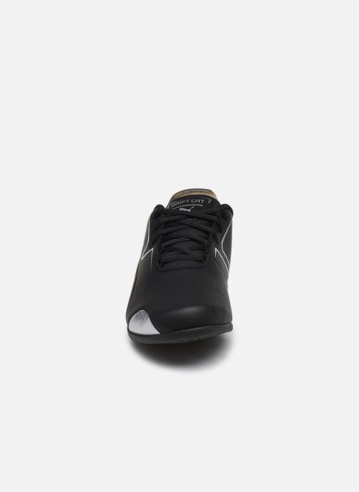Baskets Puma MAPM Drift Cat Noir vue portées chaussures