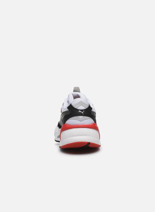 Baskets Puma RS-X³ PUZZLE Blanc vue droite