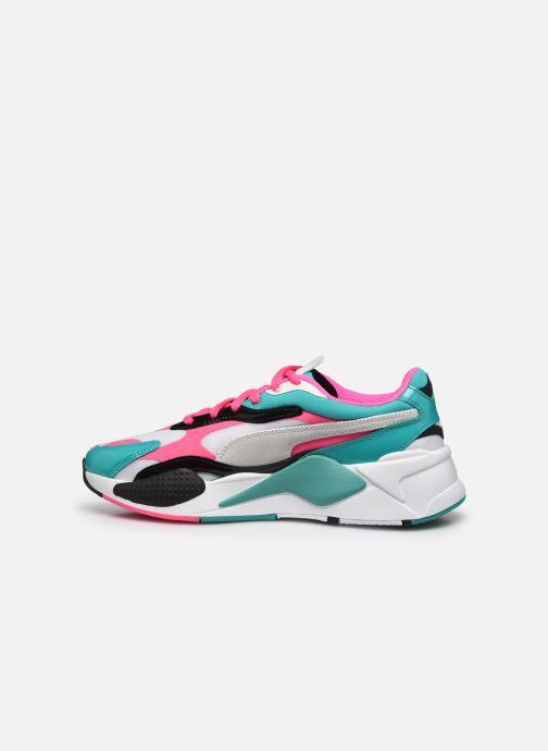 Sneakers Puma RS-X3 PLASTIC Multicolore immagine frontale