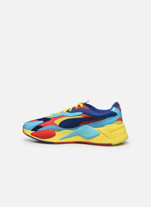 Baskets Puma RS-X3 PLASTIC Multicolore vue face