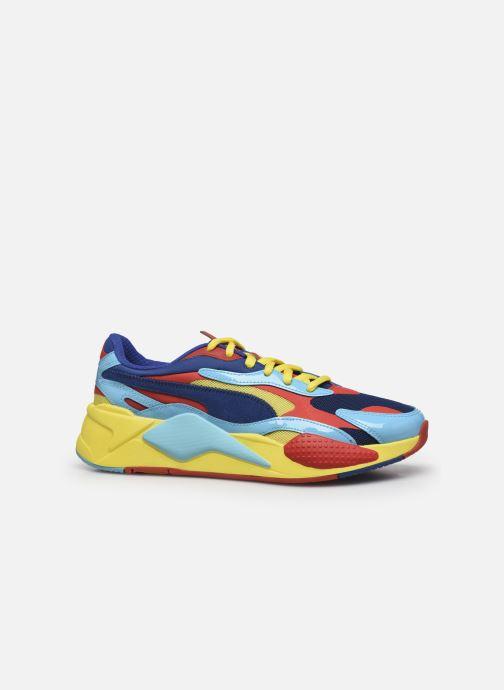 Baskets Puma RS-X3 PLASTIC Multicolore vue derrière