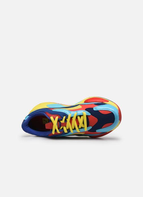 Baskets Puma RS-X3 PLASTIC Multicolore vue gauche