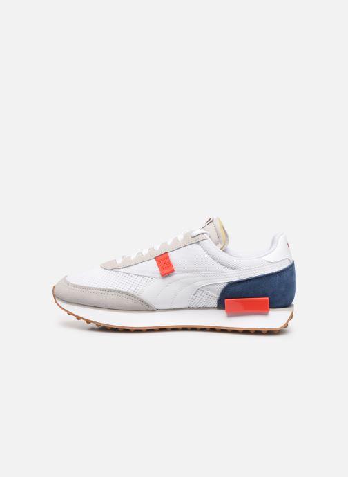 Sneakers Puma RIDER STREAM ON Bianco immagine frontale