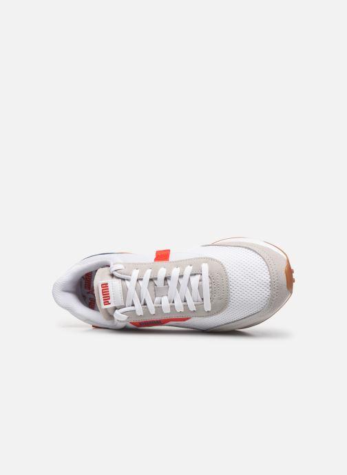 Sneakers Puma RIDER STREAM ON Bianco immagine sinistra