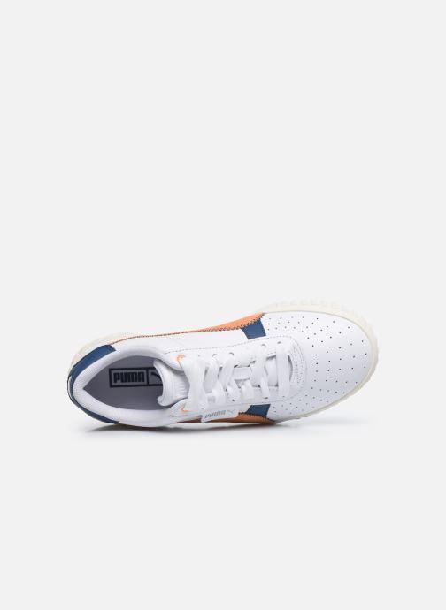 Sneakers Puma Cali Retro Wn's Wit links