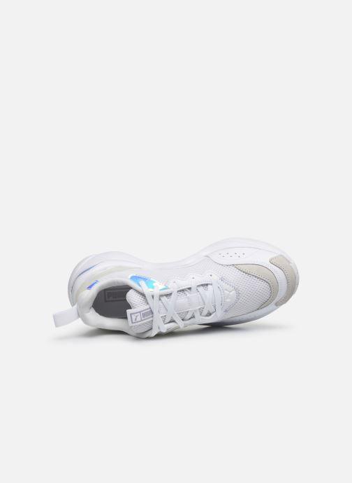 Baskets Puma Rise Iridescent Wn's Blanc vue gauche