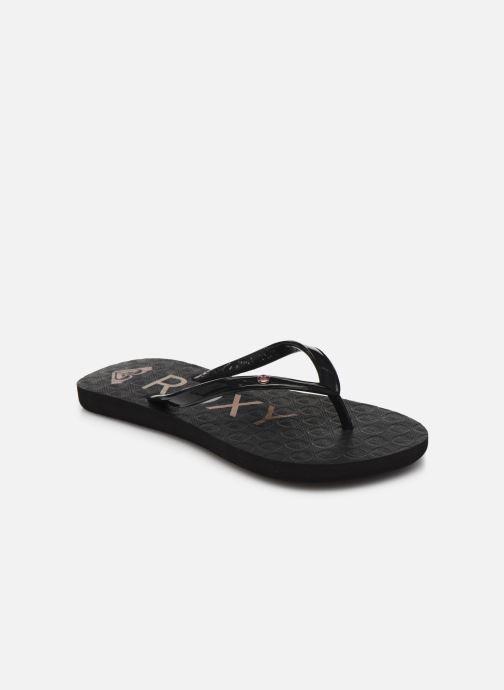 Slippers Roxy RG Sandy III Zwart detail
