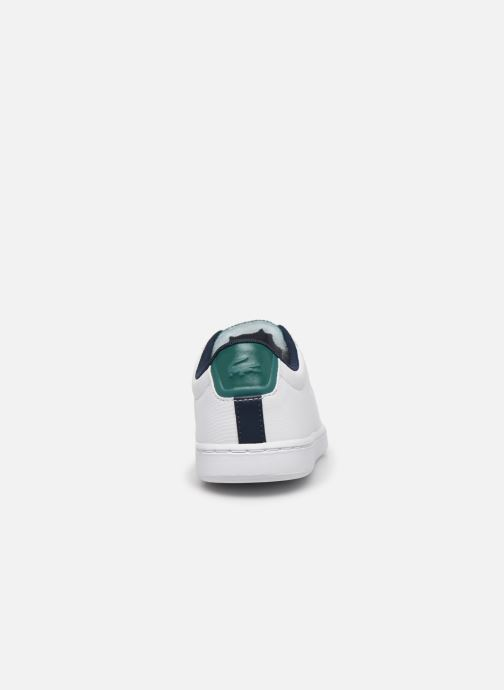 Baskets Lacoste Carnaby Evo 120 2 Blanc vue droite