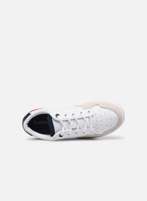 Baskets Lacoste Masters Cup 120 2 Blanc vue gauche