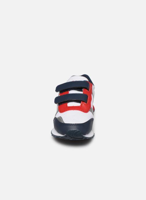 Baskets Lacoste Partner 120 1 Blanc vue portées chaussures