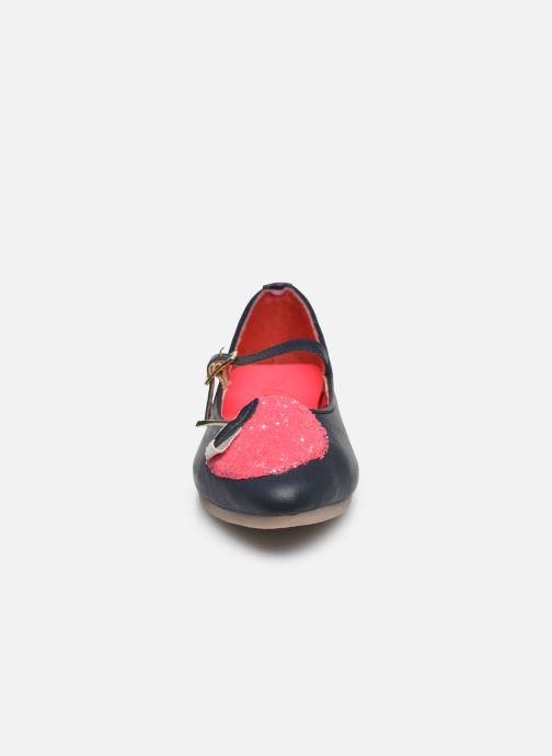 Ballerinaer Billieblush U19220 Blå se skoene på