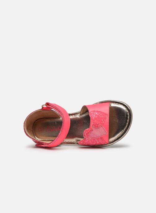 Sandales et nu-pieds Billieblush U19226 Rose vue gauche