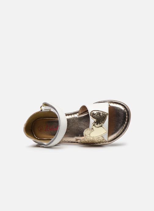 Sandales et nu-pieds Billieblush U19226 Blanc vue gauche