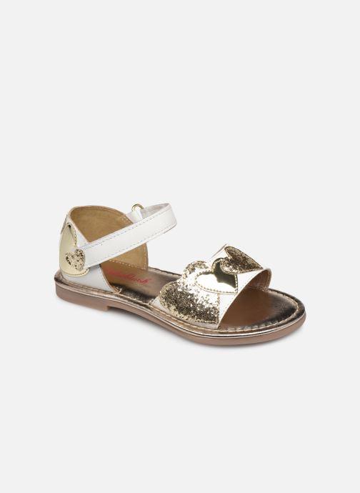 Sandales et nu-pieds Billieblush U19226 Blanc vue détail/paire