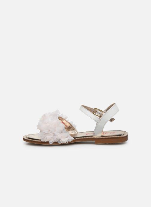 Sandali e scarpe aperte Billieblush U19224 Bianco immagine frontale