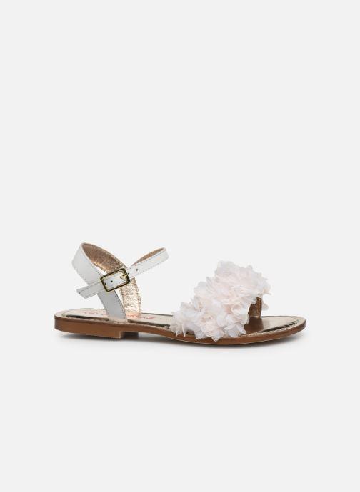 Sandali e scarpe aperte Billieblush U19224 Bianco immagine posteriore