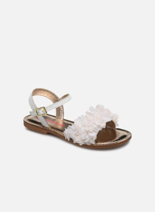 Sandales et nu-pieds Billieblush U19224 Blanc vue détail/paire