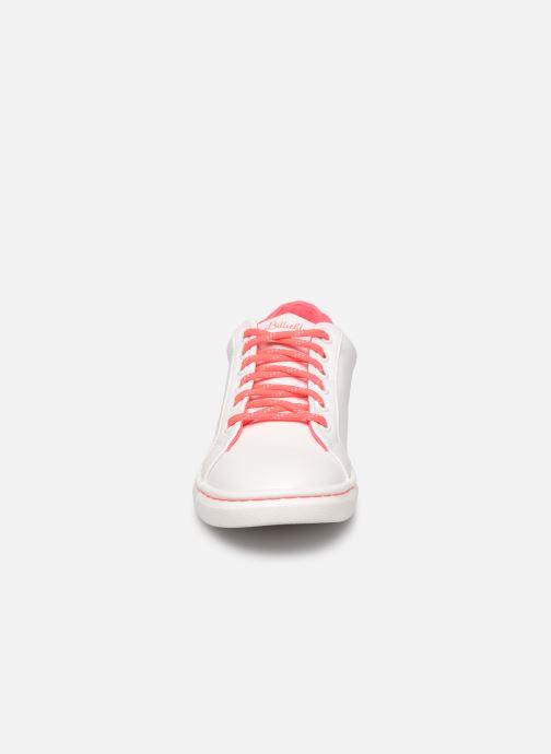 Baskets Billieblush U19230 Blanc vue portées chaussures