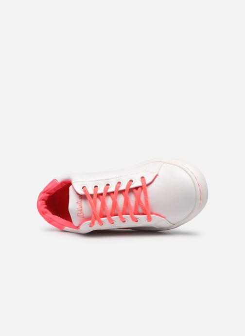Sneakers Billieblush U19230 Bianco immagine sinistra
