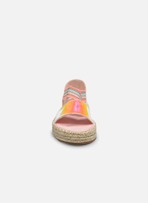 Espadrilles Billieblush U19227 Multicolore vue portées chaussures