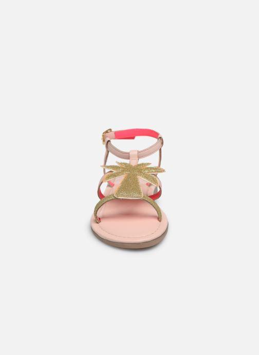 Sandalen Billieblush U19223 rosa schuhe getragen
