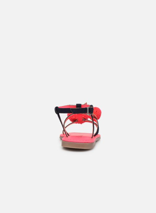Sandali e scarpe aperte Billieblush U19223 Rosa immagine destra