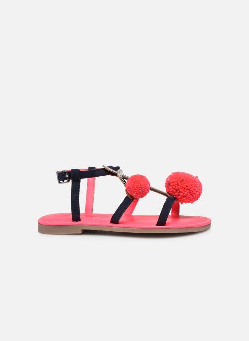 Sandales et nu-pieds Billieblush U19223 Rose vue derrière